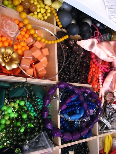 Det fineste er alltid å sortere etter farge.