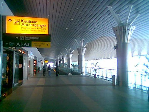 KK International Airport departure