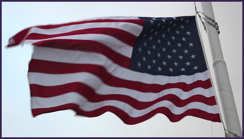 Symbol offered respectfully, minus the jingoism.