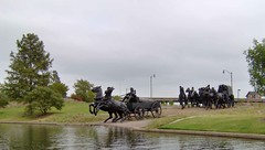 Oklahoma Land Run Monument