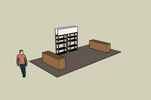 10x20 Booth Design 2 by you.