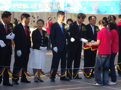 Bürgermeister Kim jong-kan
