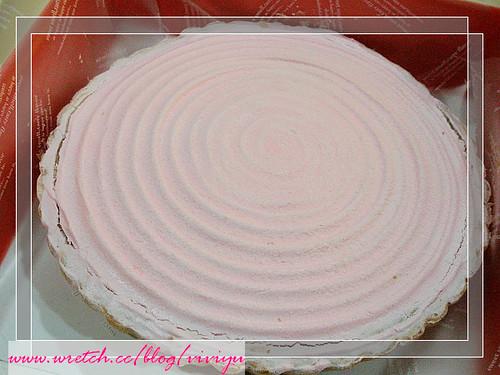 [團購]布蕾派對-草莓提拉米蘇派 @VIVIYU小世界