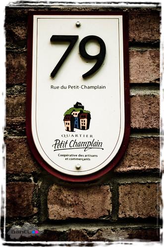 79 petit champlain