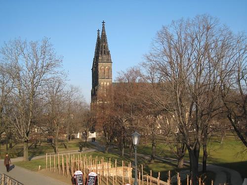 St Peter and Paul Church, Vyšehrad