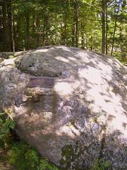Jacob's Pillow Rock