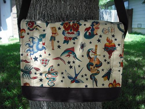 Tattoo Bag