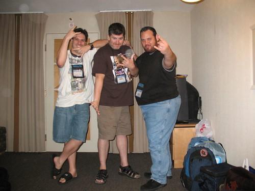 Josh, Mick & Me