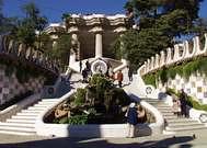 Antoni Gaudi. Entrada al Parque Guell. 1914.