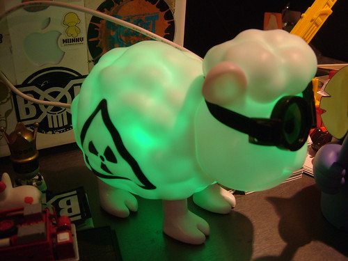 seamour sheep radioactive