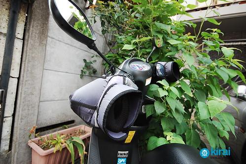 guantes moto