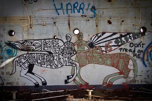 Graffiti by you.