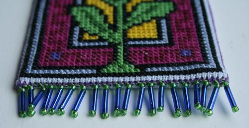 Beads on the bottom