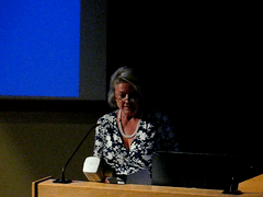 Kate Adie Lecture at CIMARC Launch