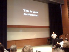 Chris Penn -First morning's unKeynote