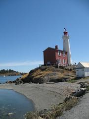 Fisgard Lighthouse, Vancouver Island