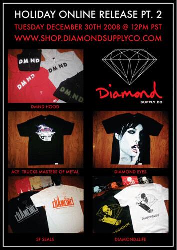 Diamond Supply 2008 Holiday pt2