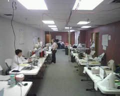 Red Cross Disaster Operation Center, Thunder Ridge Court
