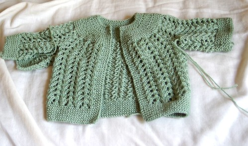sweater not done