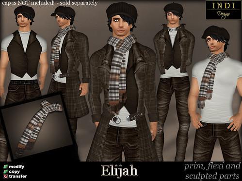 Elijah (brown)