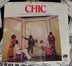 Chic Le Freak 7 Single