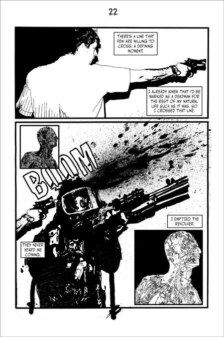battles-page-22-ink-on-paper-with-lettering