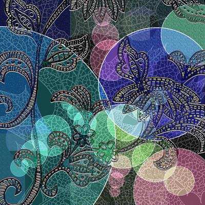 night time in the garden (c) 2009, Lynne Medsker