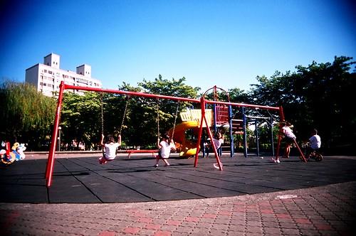 [Park No.4]swing!