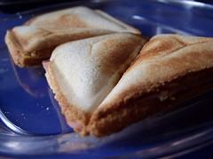 Ham & Cheese Sandwich: Macro