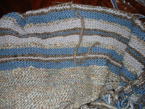 danish tie shawl