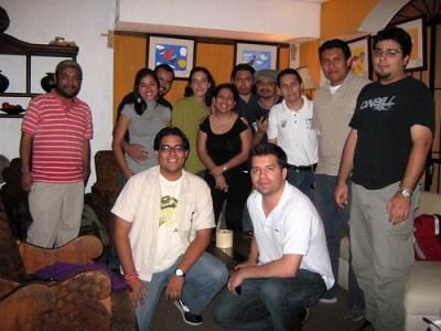 Foto de Grupo Reunion TwittCun 5