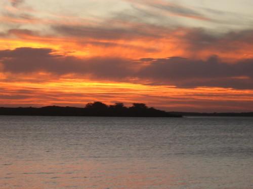 Sunset - Carmello, Uruguay