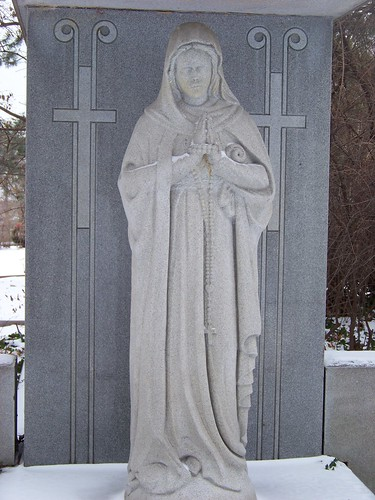 Colonese Monument - Our Lady of Lourdes
