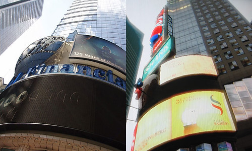 GTA vs NYC