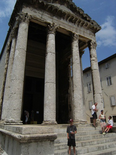 Temple of Augustus