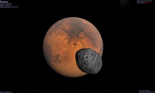 Mars & Phobos