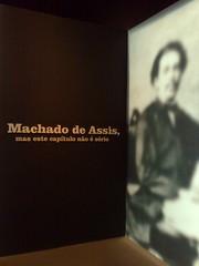 Machado de Assis Exhibition @ The Portuguese L...
