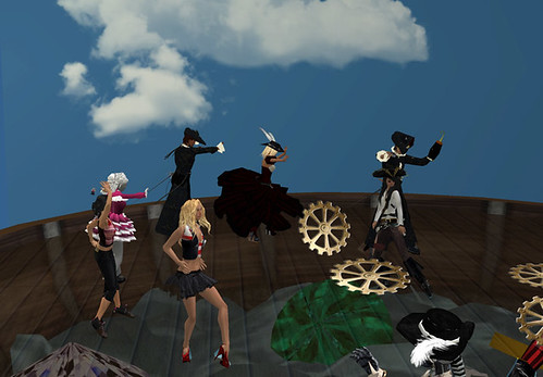 Pirate Party - Group
