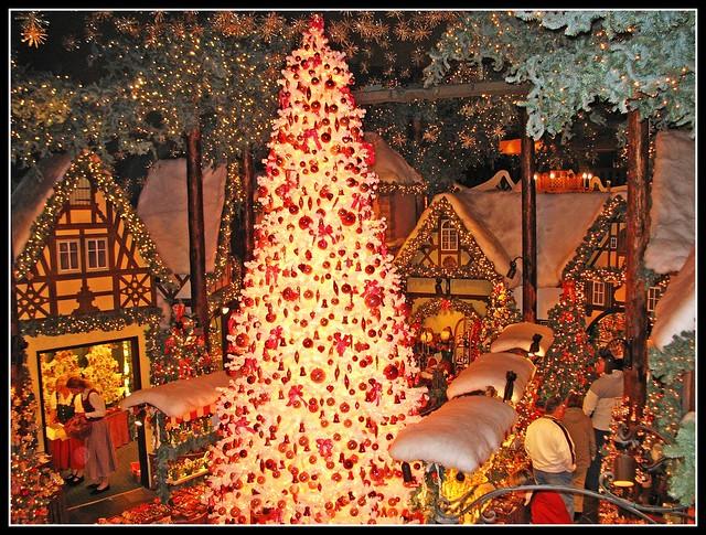 Christmas Time, Rothenberg ob der Tauber, Germany