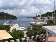 on the island of mljet