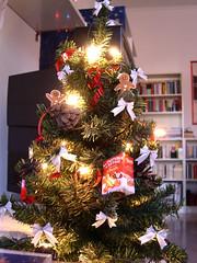 Ginger albero di Natale