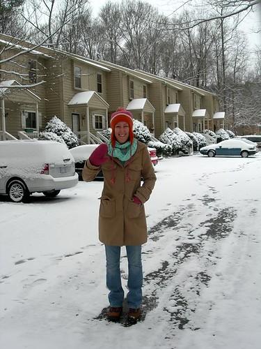 Snow Day, Jan 2009