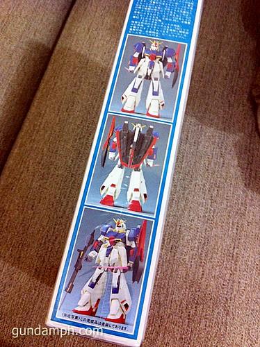 1986 1/144 Zeta & ZZ Gundam
