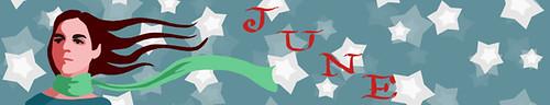 June blog header