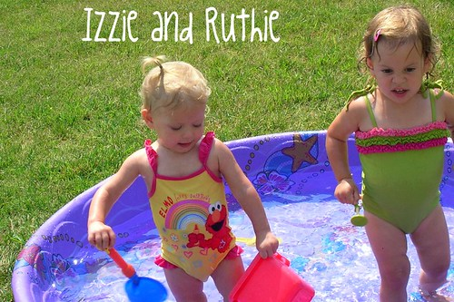 Ruthie and Izzie