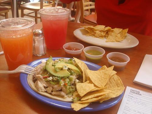 Mexcio Food_Fish Taco