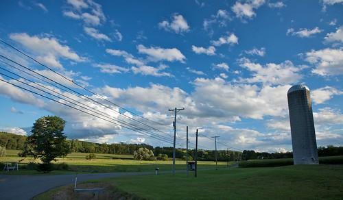 farm under a big sky