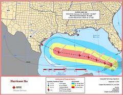 Hurricane Ike 11 a.m. 9.9.2008