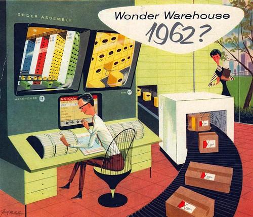 Wonder Warehouse 1962?