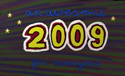 awesome 2009